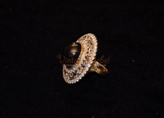 Large vintage ring - photo 1