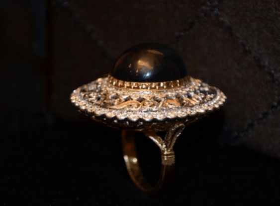 Large vintage ring - photo 3