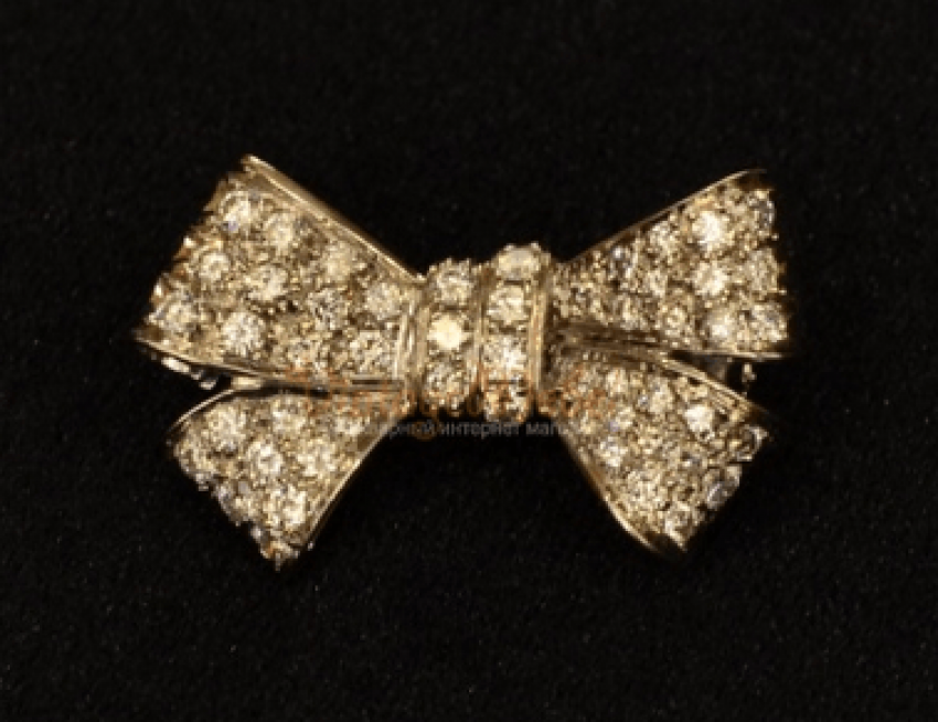"Vintage brooch ""Bow"" - photo 1"
