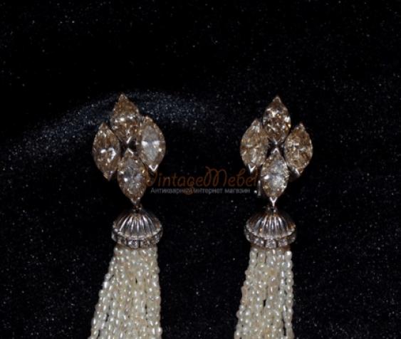 Vintage earrings - photo 1