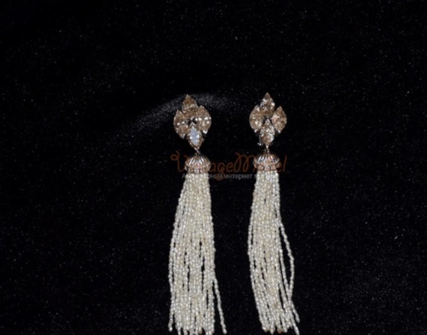 Vintage earrings - photo 2