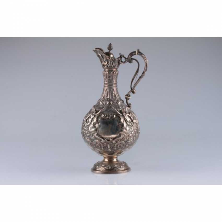 Decanter in neo-Rococo style mechanism. England. - photo 2