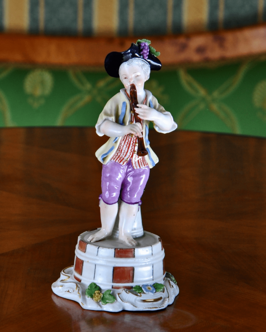 Meissen, Germany, 1750 th - 1760 th years.g. - photo 1