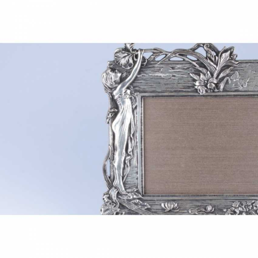 PHOTO FRAME IN ART NOUVEAU STYLE. WESTERN EUROPE. - photo 2
