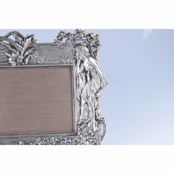 PHOTO FRAME IN ART NOUVEAU STYLE. WESTERN EUROPE. - photo 3
