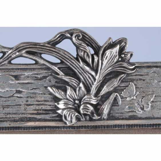 PHOTO FRAME IN ART NOUVEAU STYLE. WESTERN EUROPE. - photo 4