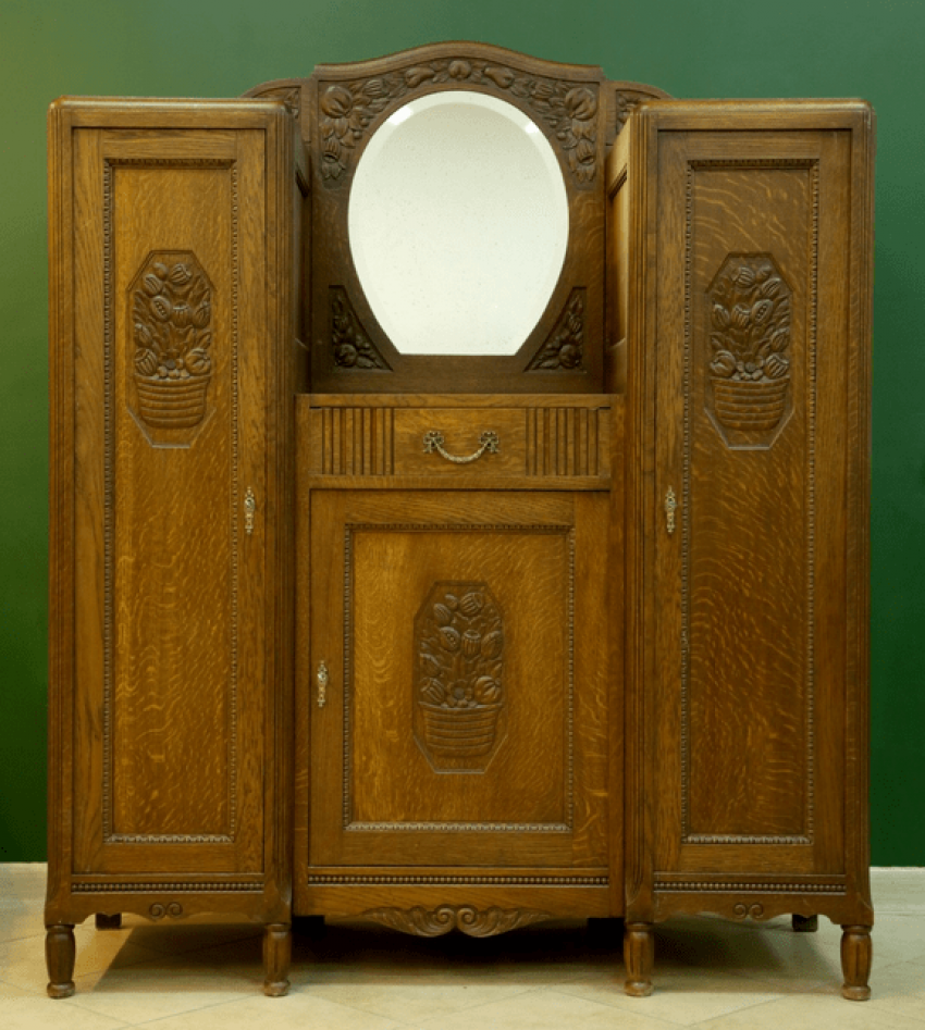 Dresser with mirror SKU: 12,26 - photo 1