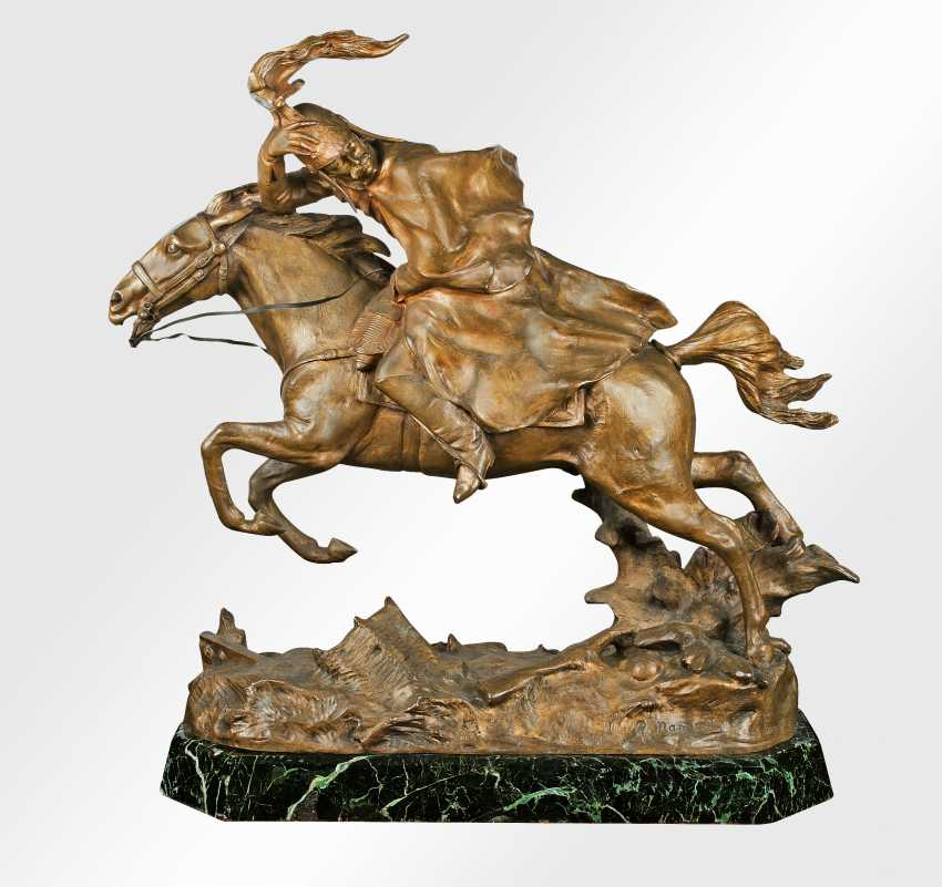 """The Sculpture """"The Trooper"""" - photo 2"""