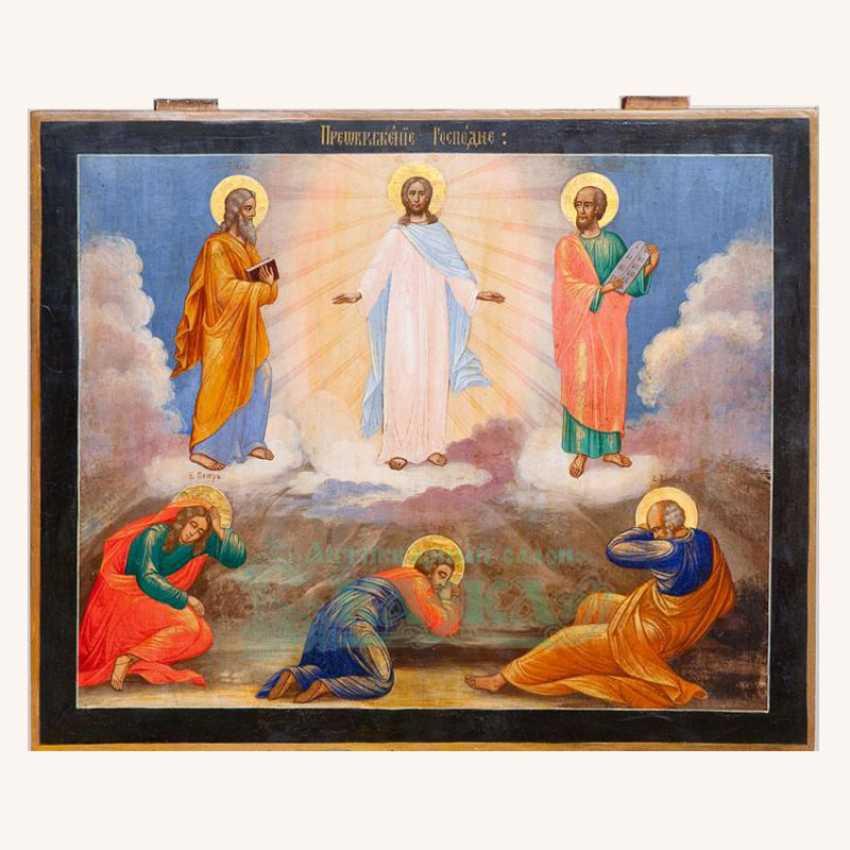 Икона «Преображение Господне» - фото 1