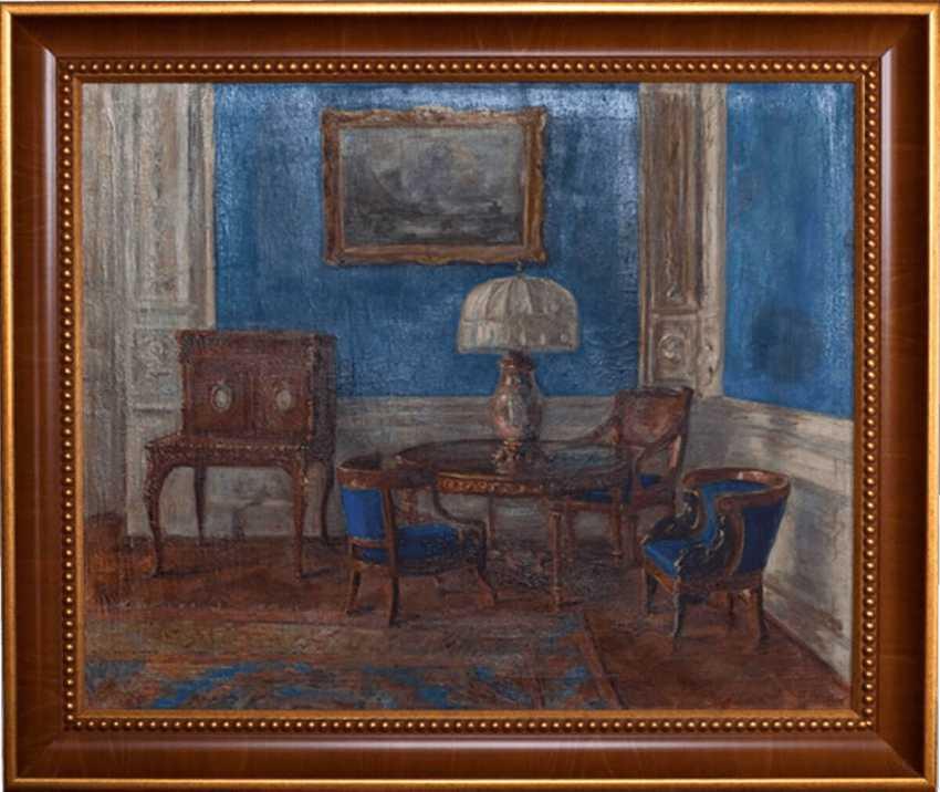 "The Painting ""Interior"" - photo 1"