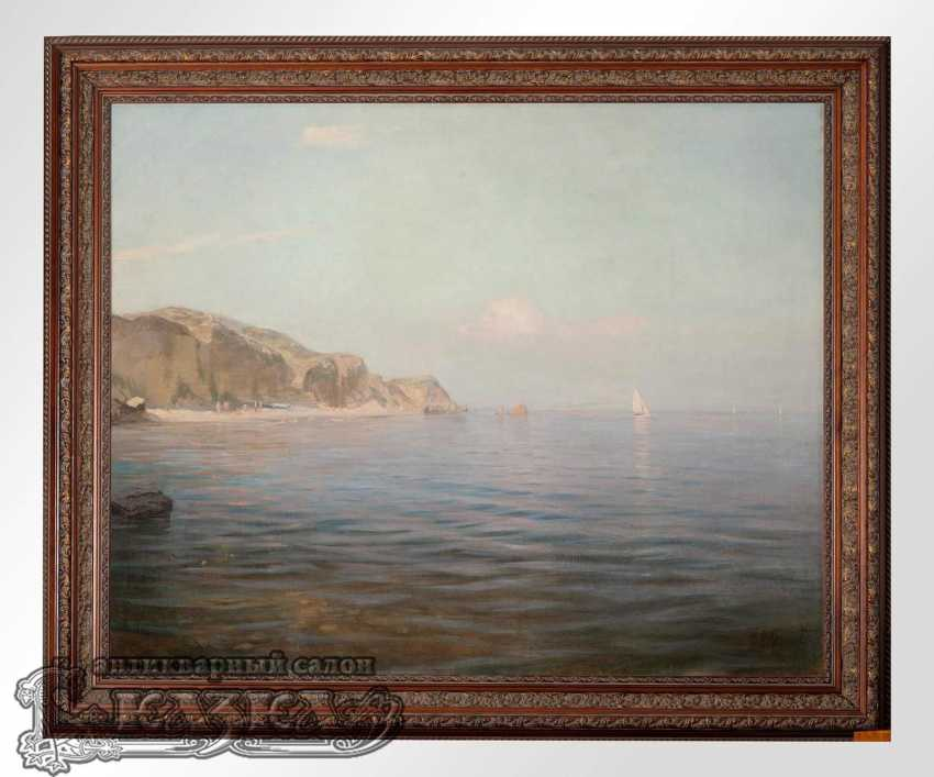 "The painting ""seashore. Crimea"" - photo 1"