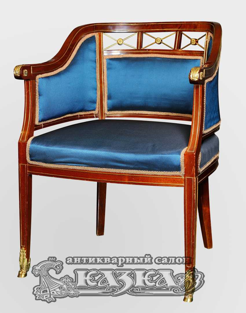 Headsets Seating mahogany - photo 3