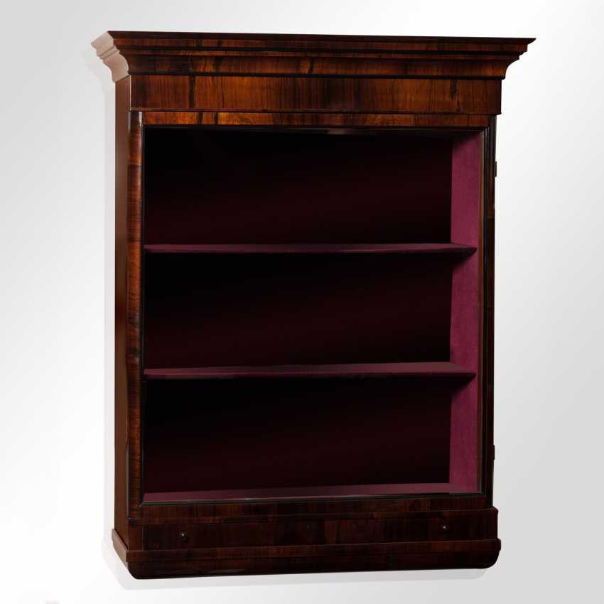 Casecnan showcase mahogany (VIII-XIX CC.) - photo 1