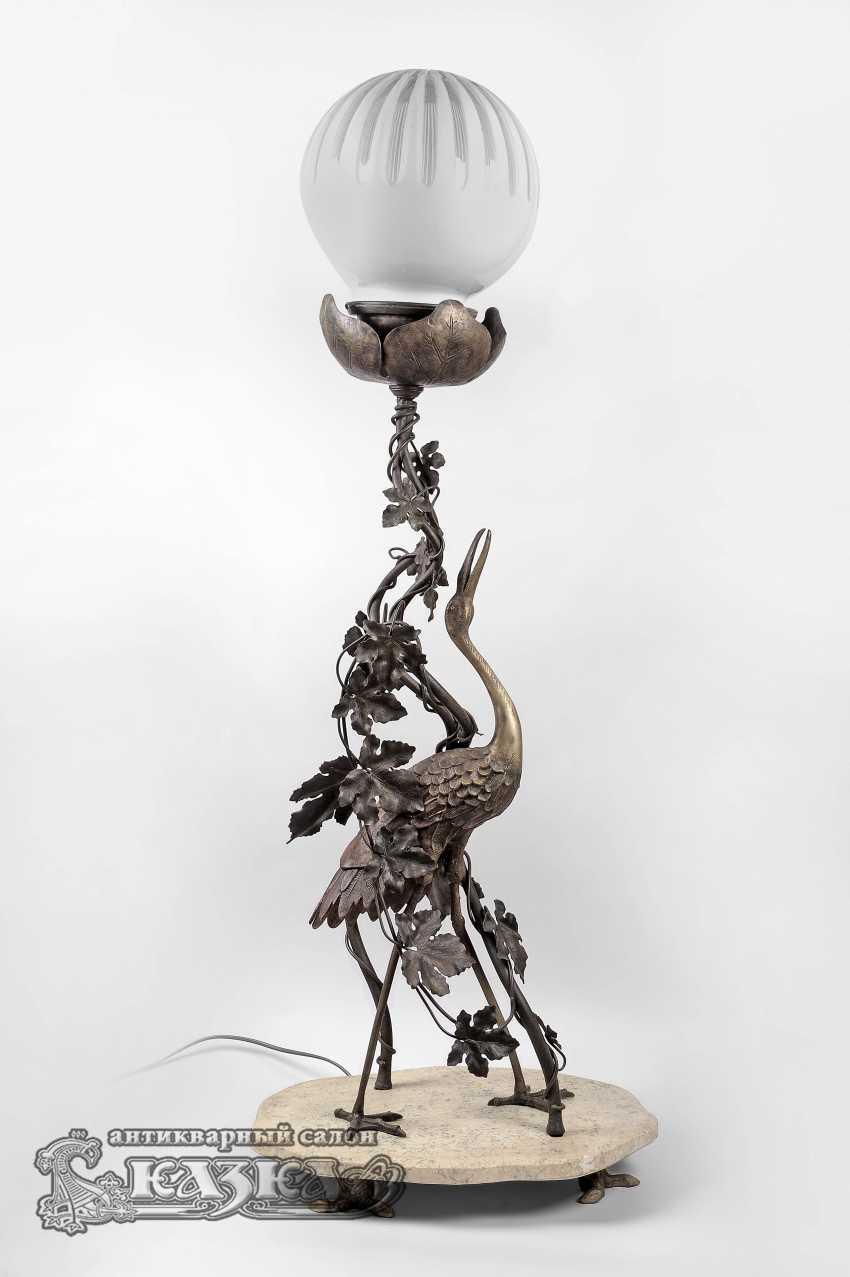 """Floor Lamp """"Crane"""" - photo 1"""