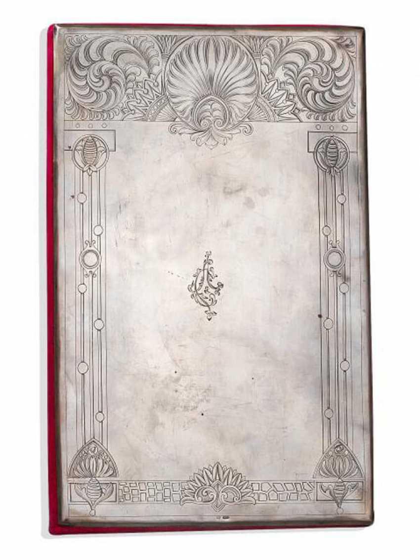 Pad silver - photo 1