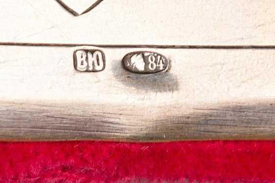 Pad silver - photo 3