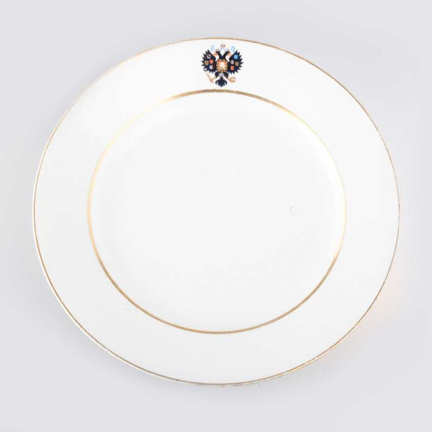Plate with the coat of arms of Russia - photo 1