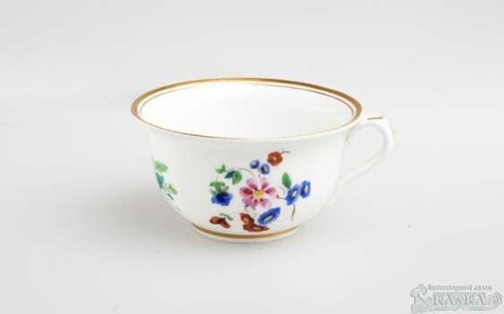 Decorative vase Imperial porcelain factory of Nicholas I - photo 3