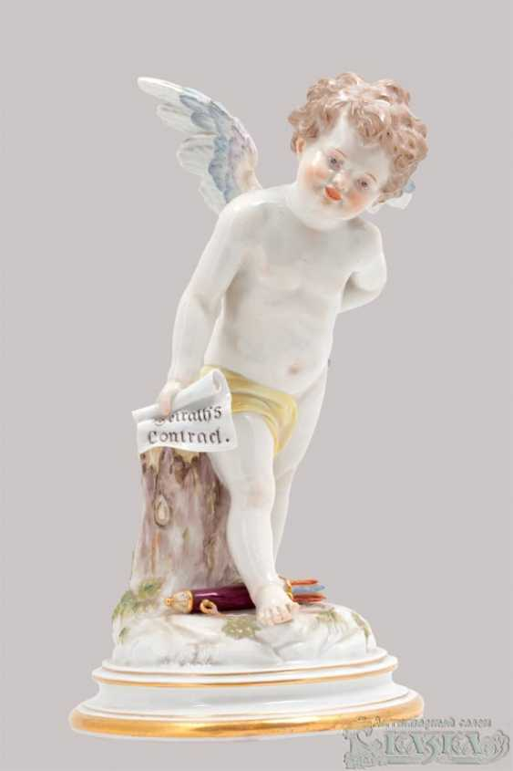 "The Statuette ""Cupid. Marriage contract"" - photo 1"