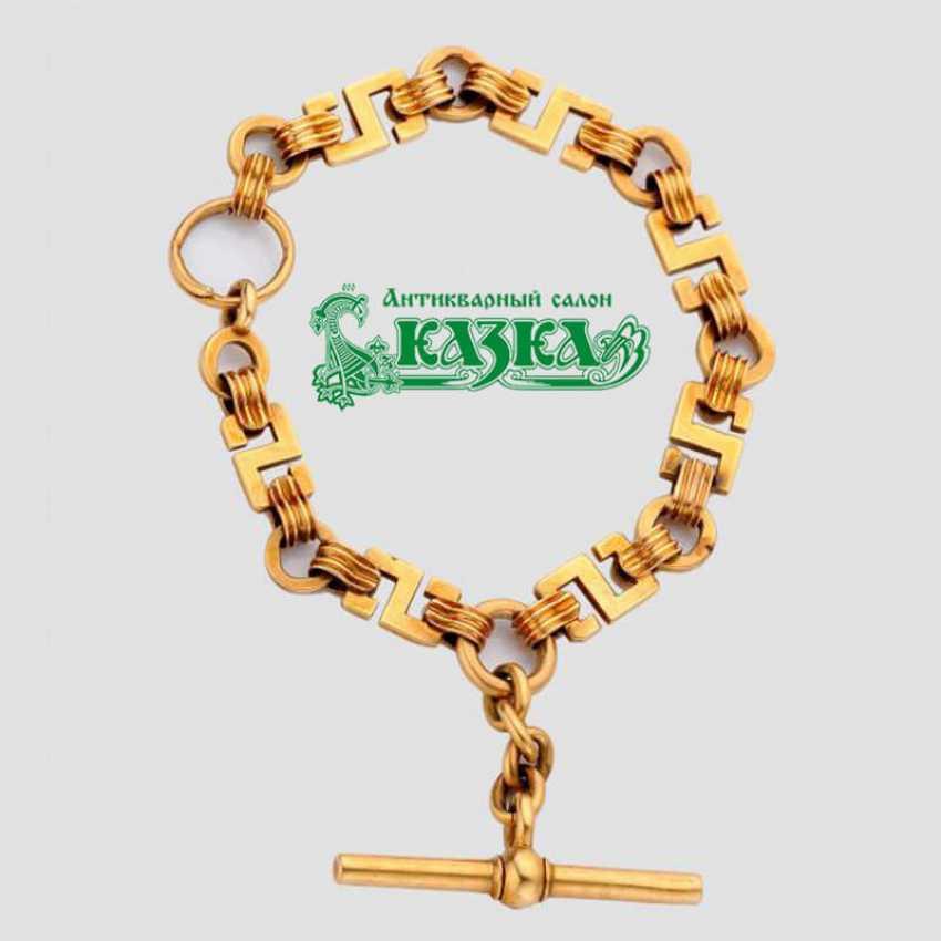Hour chain gold - photo 1