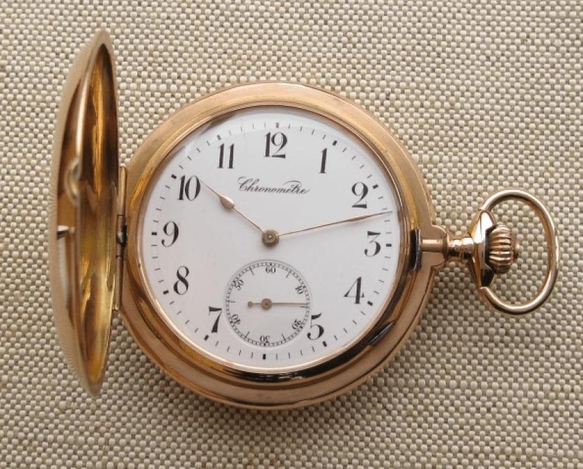 "watch-chronometer ""John Arnold"" - photo 1"