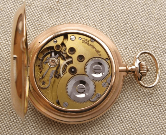 "watch-chronometer ""John Arnold"" - photo 5"