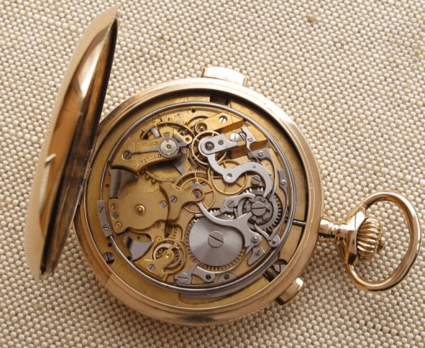 "pocket watch ""One"" - photo 5"