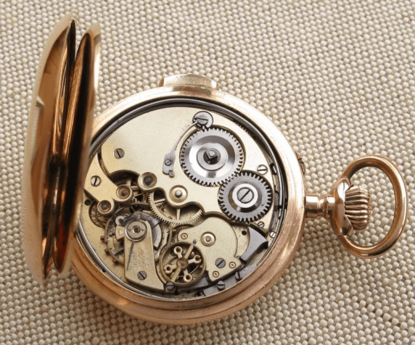 "pocket watch ""Waldemar"" - photo 2"