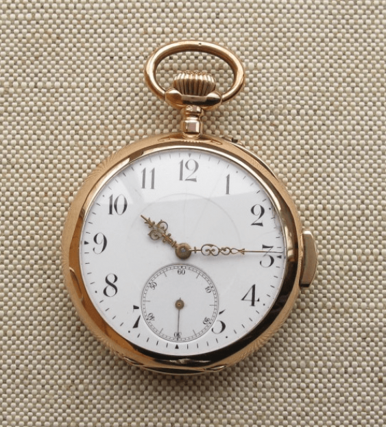 "pocket watch ""Waldemar"" - photo 1"