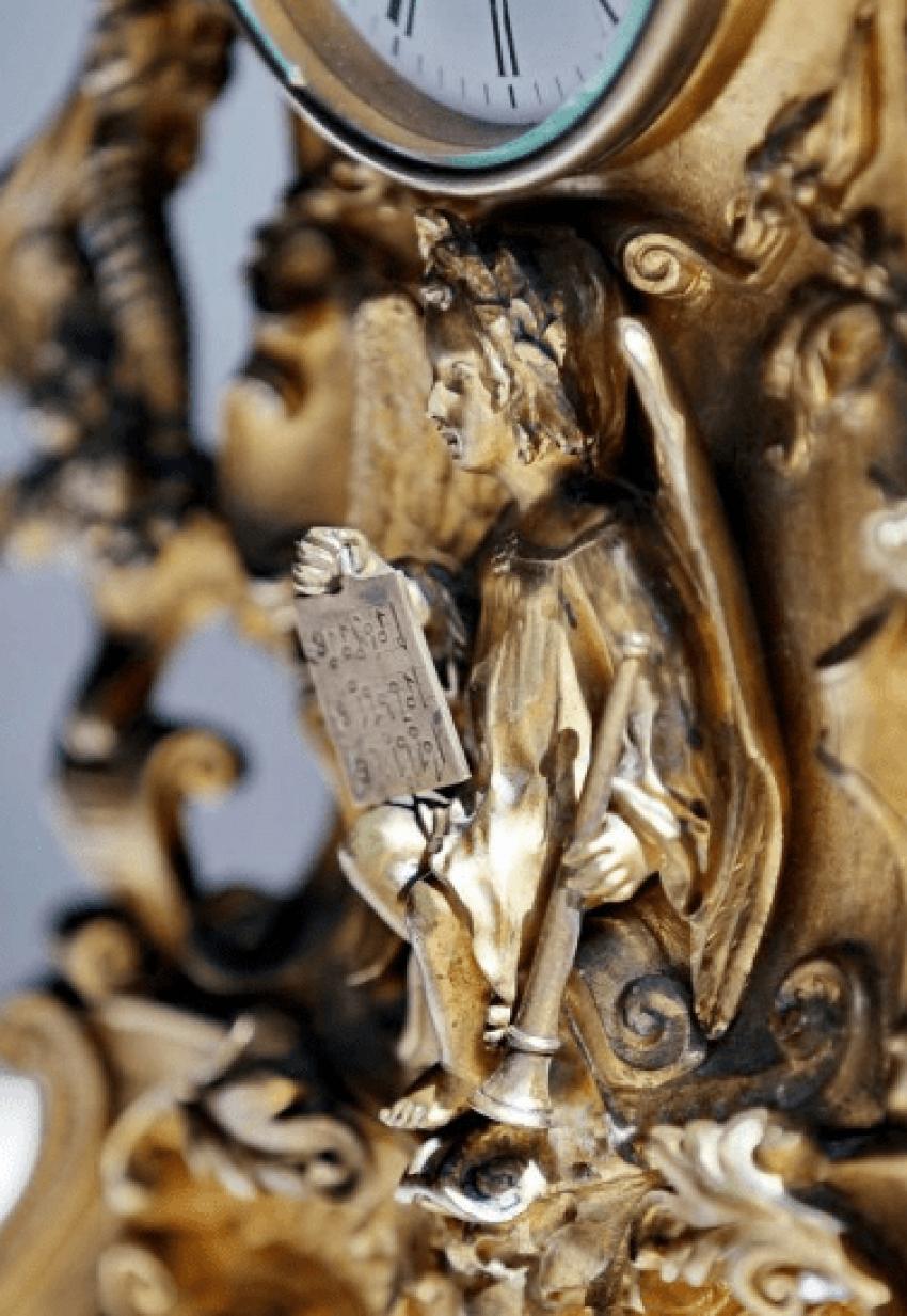 "mantel clock France, ""Pons"" - photo 2"