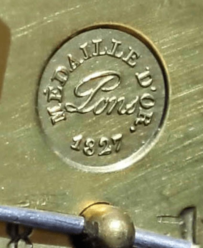"mantel clock France, ""Pons"" - photo 3"