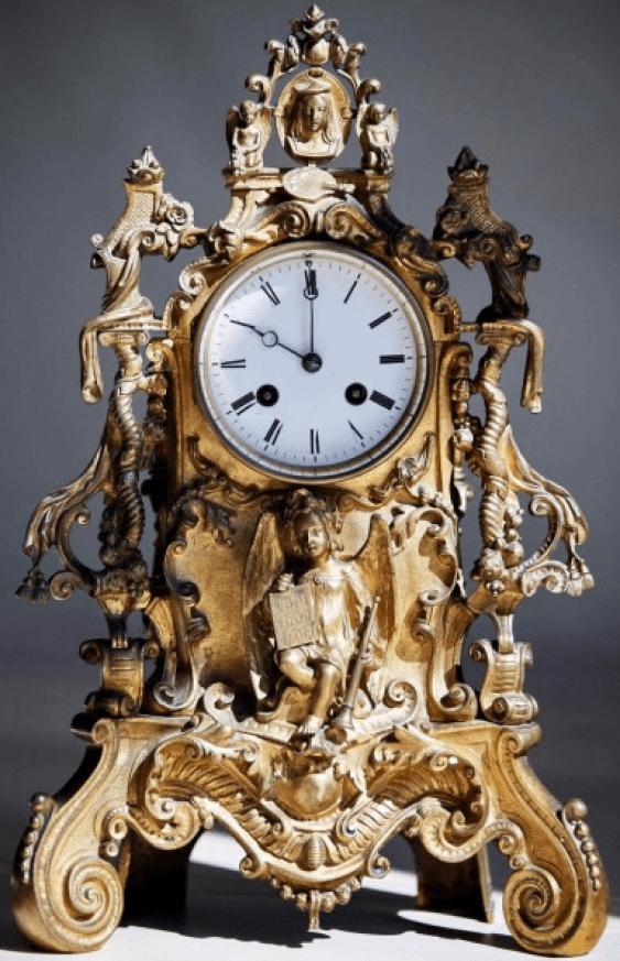 "mantel clock France, ""Pons"" - photo 1"