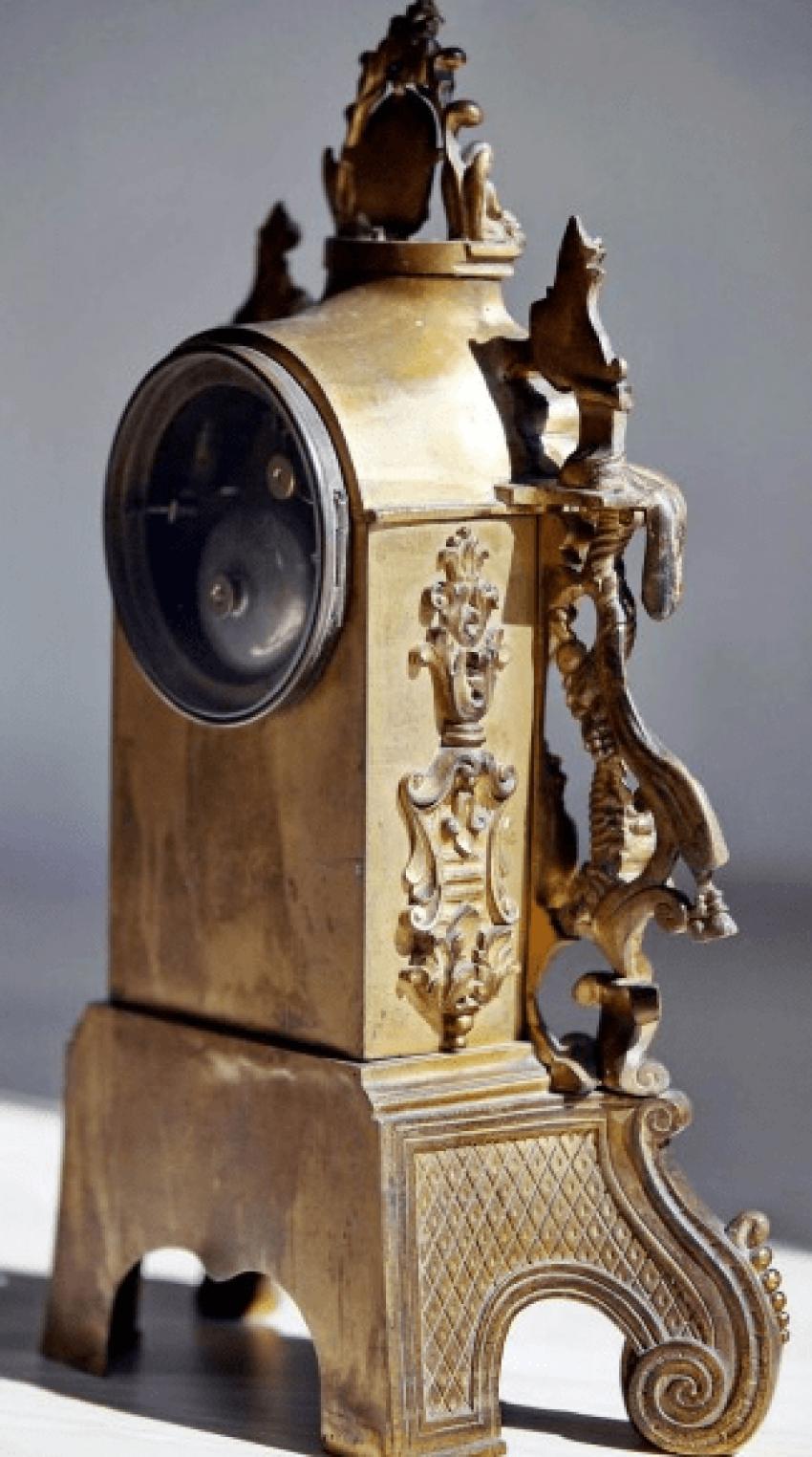 "mantel clock France, ""Pons"" - photo 4"