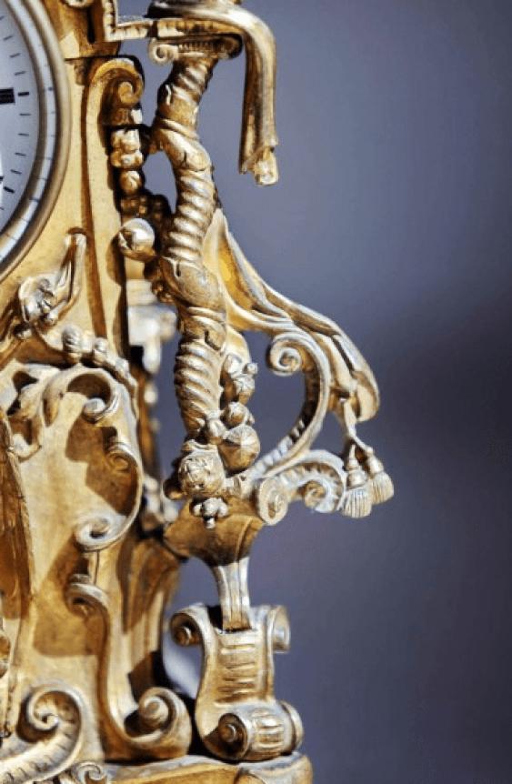 "mantel clock France, ""Pons"" - photo 5"