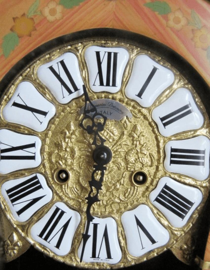 """table clock """"Esolia"""" - photo 2"""