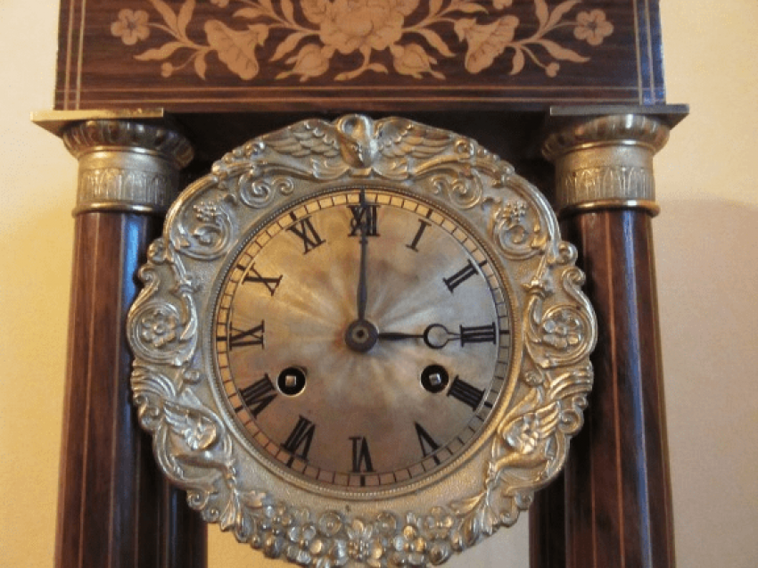 "particulie clock ""Louis Philippe"" - photo 2"
