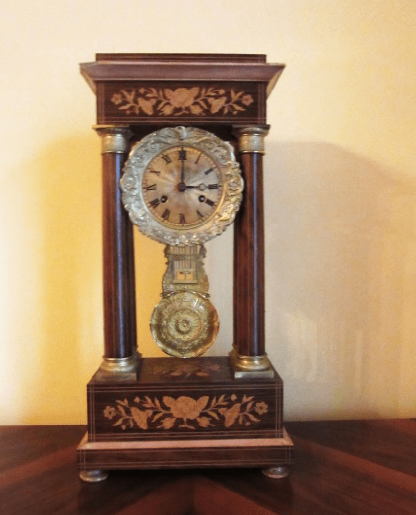 "particulie clock ""Louis Philippe"" - photo 1"