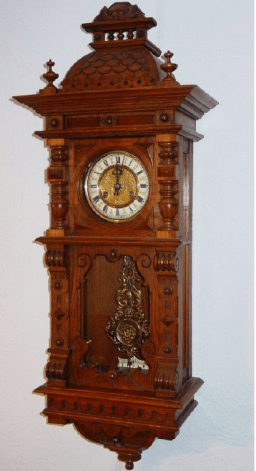 """musical clock """"Waltz of youth"""" - photo 1"""