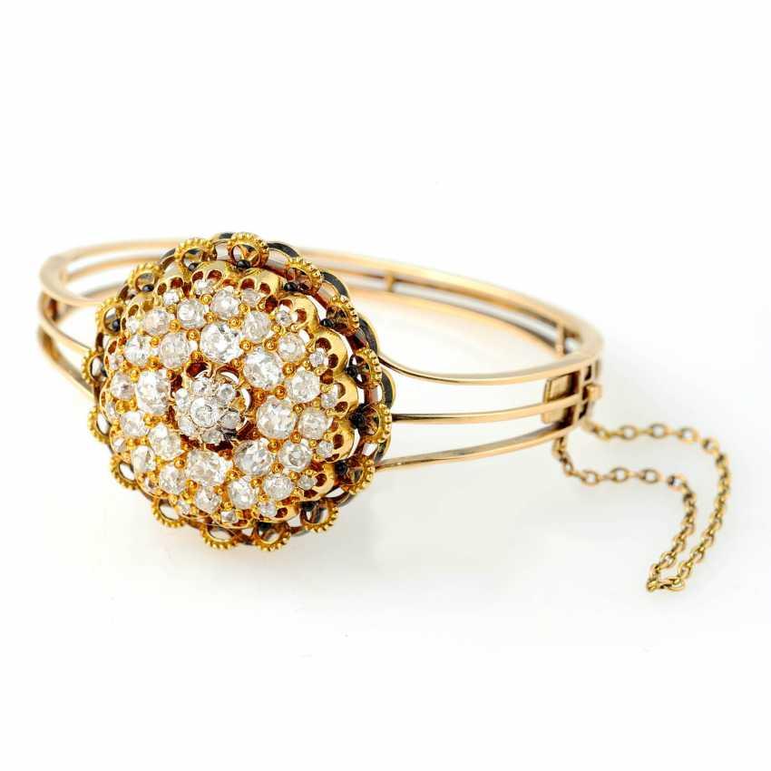 "Bracelet hard ""raspberry"" diamond - photo 2"