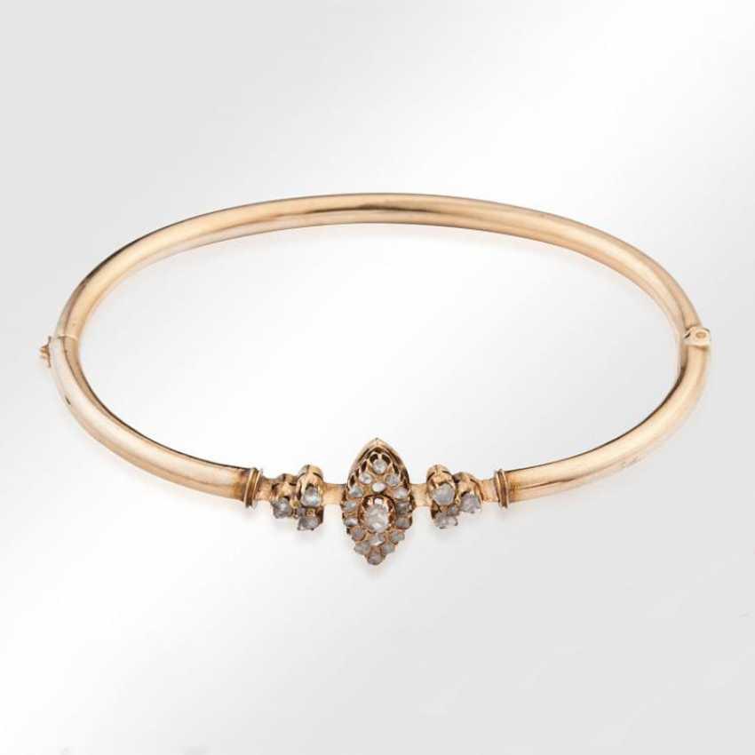 Bracelet with diamonds - photo 1