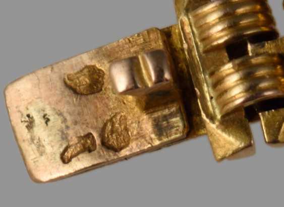 Bracelet with garnets - photo 2