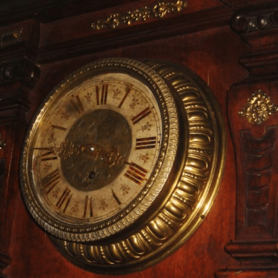 "Watch the 19th century, ""Gustav Becker"" - photo 3"