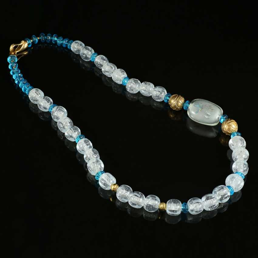 More beads Peking glass - photo 1