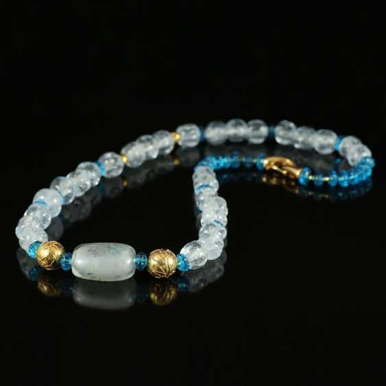 More beads Peking glass - photo 5