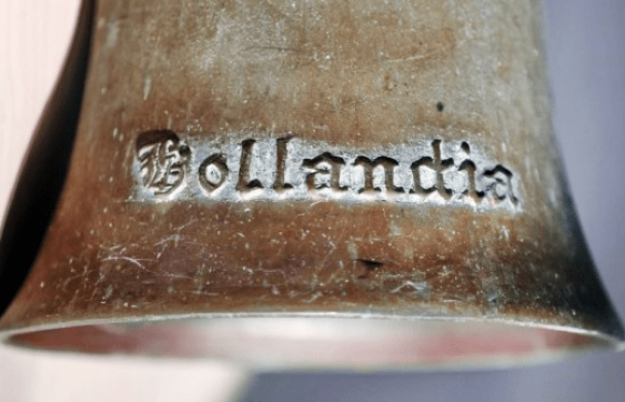 """Antique bell""""Holland"""": - photo 2"""