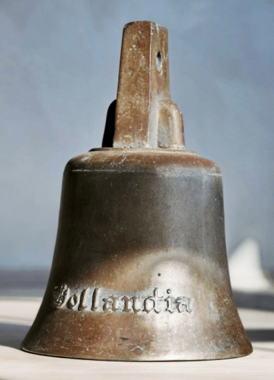 """Antique bell""""Holland"""": - photo 1"""