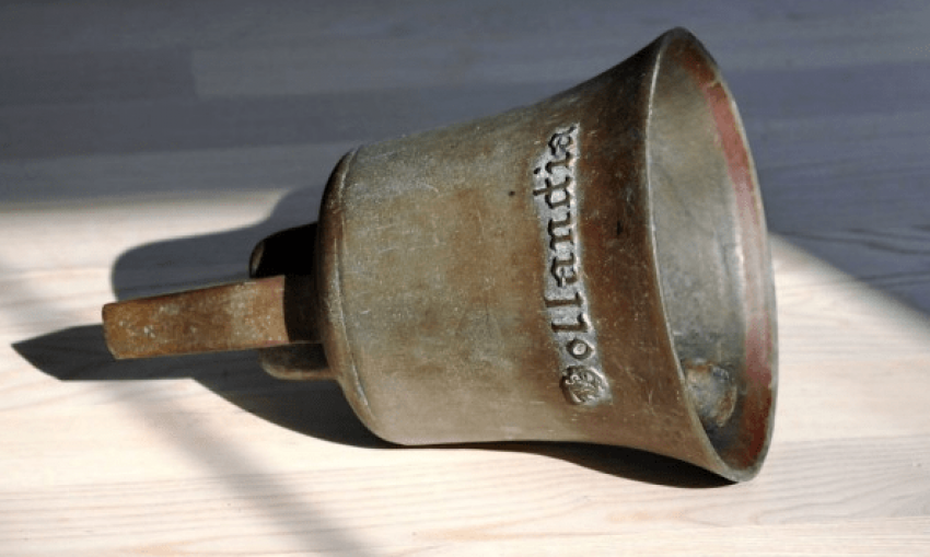 """Antique bell""""Holland"""": - photo 3"""