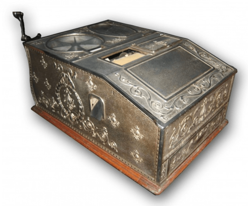 """caisse enregistreuse """"Clerc"""" - photo 1"""