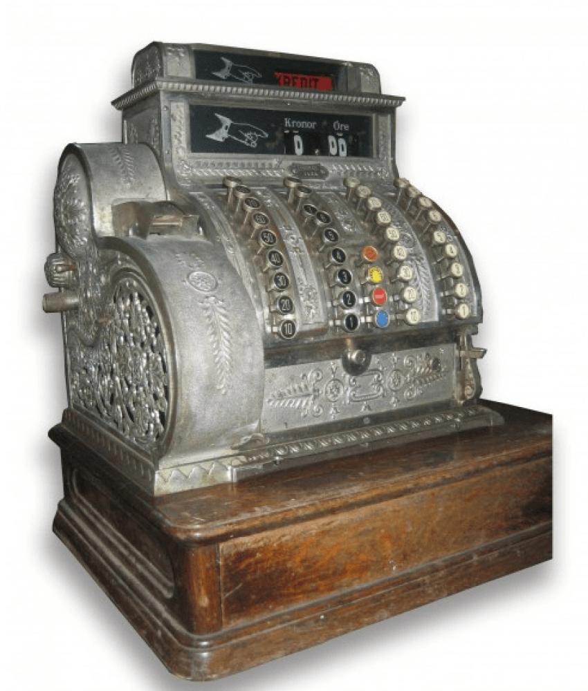 caisse аппарат1880 - 1890, - photo 1