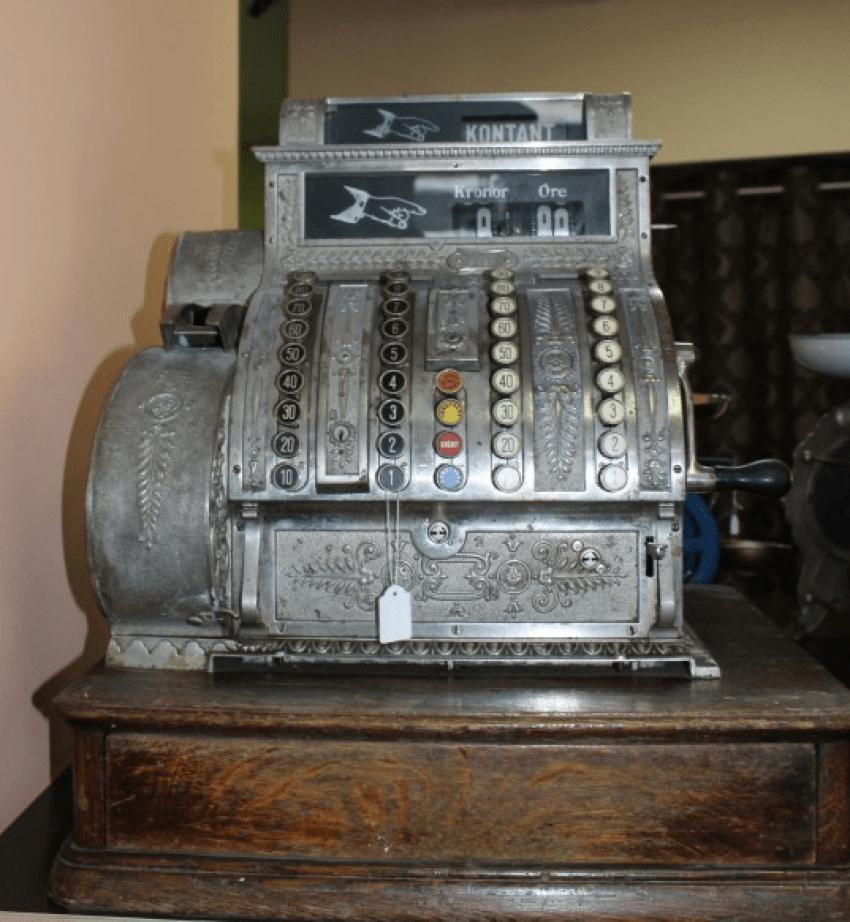 caisse аппарат1880 - 1890, - photo 3
